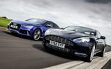 Audi RS7 Performance vs Aston Martin Rapide