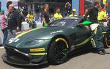 Nurburgring 24hrs 2019 - Aston Martin