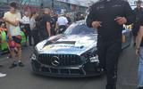 Nurburgring 24hrs 2019 - Mercedes-AMG