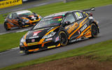 BTCC 2017: Sutton avoids Silverstone carnage to hold title lead