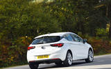 Vauxhall Astra 2015-2018 nearly new buying guide - hero rear