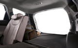 Hyundai Santa Fe 2018 first drive review boot space