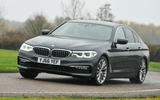 2017 Mk7 G30 BMW 5 Series