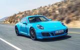 2017 991 Porsche 911 GTS