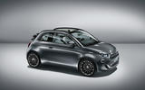 Fiat 500 electric official reveal - 500c