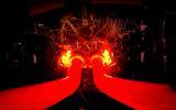 Aston Martin V6 engine heat detail 2