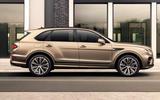 2021 Bentley Bentyaga Hybrid - side