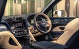 2021 Bentley Bentyaga Hybrid - interior