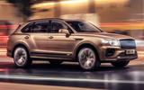 2021 Bentley Bentyaga Hybrid - hero front