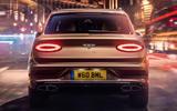 2021 Bentley Bentyaga Hybrid - rear