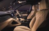 2021 Bentley Bentyaga Hybrid - front seats