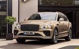 2021 Bentley Bentyaga Hybrid - front