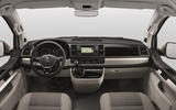 Volkswagen California Ocean dashboard