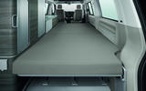 Volkswagen California Ocean double bed
