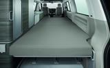 Volkswagen California Ocean double bed