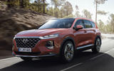 Hyundai Santa Fe revealed ahead of Geneva motor show debut