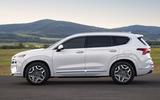 2020 Hyundai Santa Fe - side