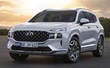 2020 Hyundai Santa Fe - static front