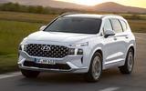 2020 Hyundai Santa Fe - front