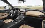 2020 Hyundai Santa Fe - interior