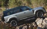 New Land Rover Defender 130