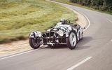 New Morgan 3 Wheeler testing 02