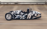 New Morgan 3 Wheeler testing AUTOCAR