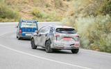 Nissan Qashqai spyshot rear