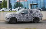New Range Rover spyshot side 2§