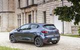 Renault Clio rear quarter