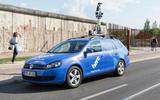 HERE autonomous car map