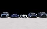 Nio model line-up