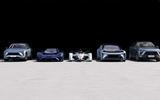nio vehicle family