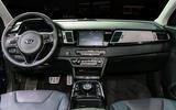 New Kia Niro EV crossover unveiled in Korea