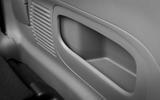 Nissan e-NV200 Evalia cubby hole