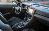 Nissan GT-R Prestige interior