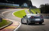 Nissan GT-R Prestige at Spa