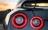 Nissan GT-R Prestige rear lights