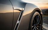 Nissan GT-R Prestige air vents