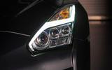 Nissan GT-R Prestige LED headlights