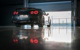 Nissan GT-R Prestige in the garage