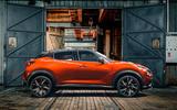 2020 Nissan Juke - static side