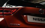 2020 Nissan Juke - static rear detail