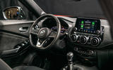 2020 Nissan Juke - static interior