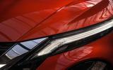 2020 Nissan Juke - headlight detail