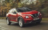 Nissan Juke - top 10 compact crossovers