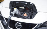 Nissan Leaf 2018 charging port