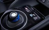Nissan Leaf 2018 gearlever