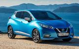 3.5 star Nissan Micra 1.0