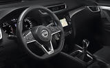 Nissan Qashqai 2018 steering wheel image
